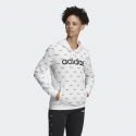 Adidas Women's Utility Long Sleeved Collegiate Royal/White