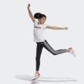 Adidas Women's Utility Short Sleeve Black/White