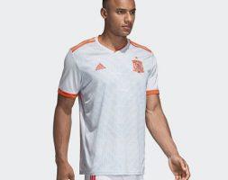 Adidas Spain National Team Away Men's Jersey Replica – Football 2018 FIFA World Cup