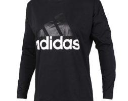 Adidas Essentials Linear Long sleeve women's sweatshirt