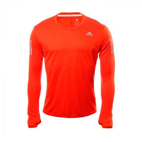 Shop Adidas Running Response Long Sleeve Tee Men's Sports T-Shirt