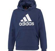 Adidas Youth Logo Hoodie Kinder – Noble Indiigo