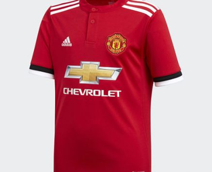 Adidas Manchester United Home Youth's Jersey